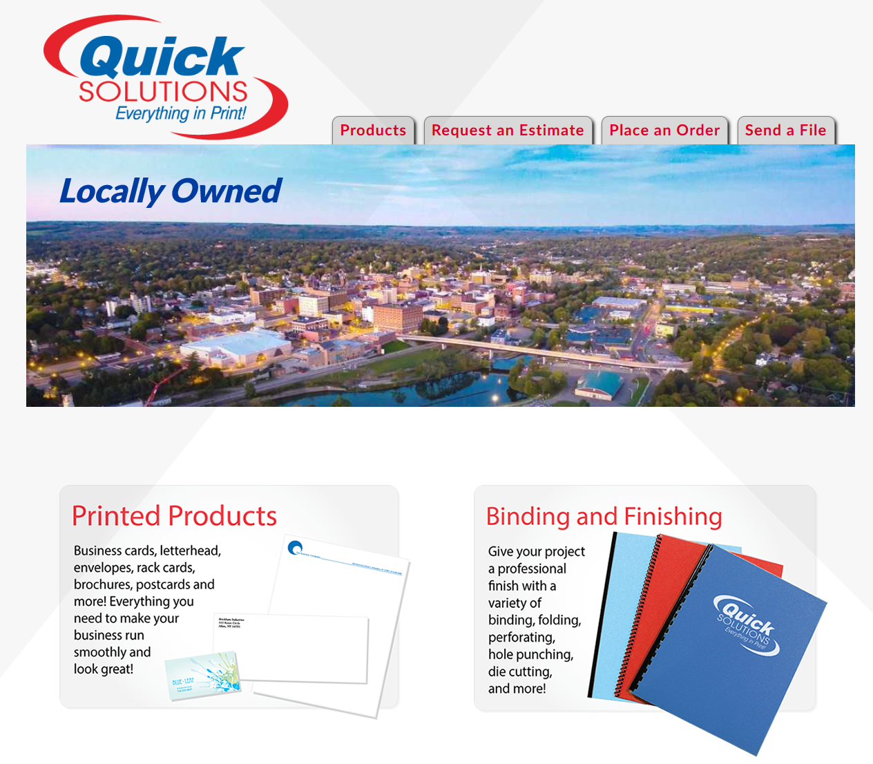 Quick Solutions Printing